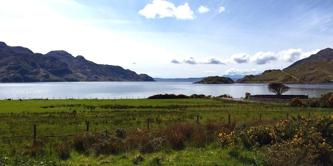 Grieves Cottage Kyle Of Lochalsh